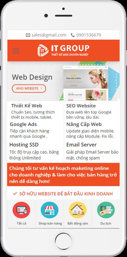 Tại sao chọn web it group